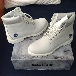 Timberlands limited edition size 10